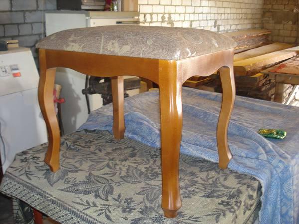 Гнутая ножка для стола